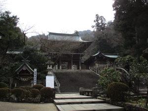 伊奈波大黒社と楼門