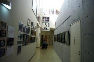 写真パネル展示