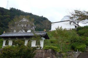 藤橋城と西美濃天文台