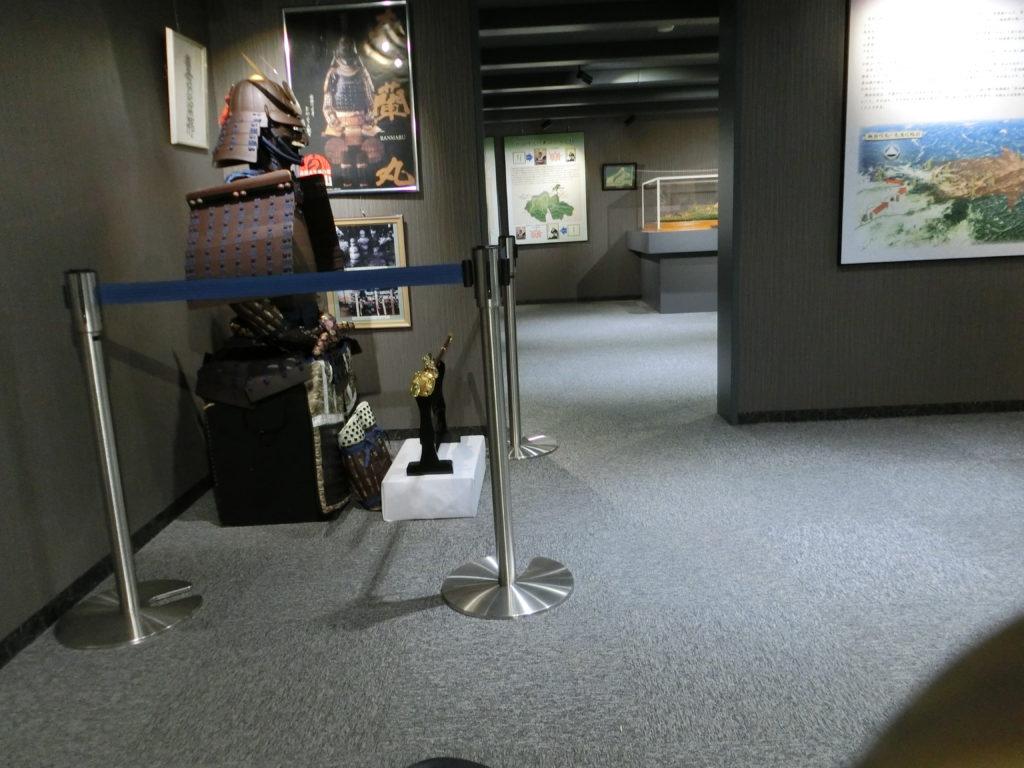 戦国山城ミュージアム/可児市観光交流館