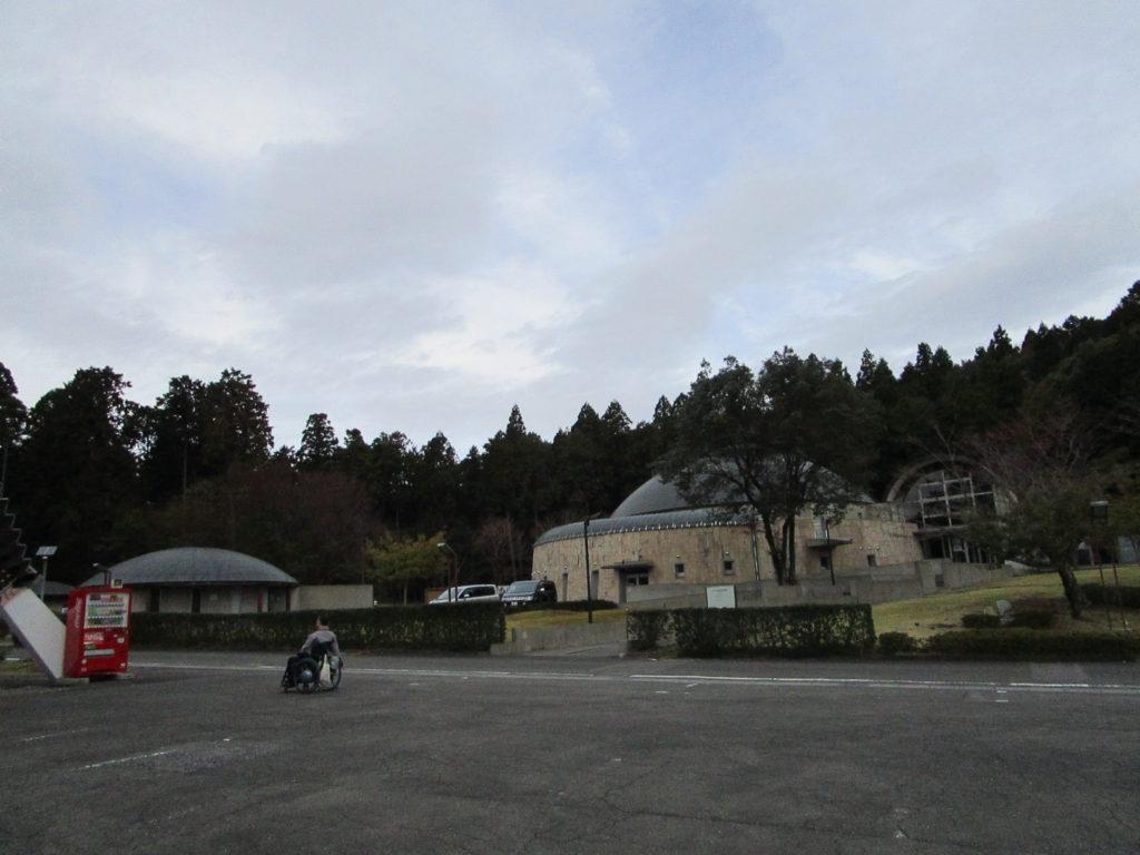 昭和音楽村の全景
