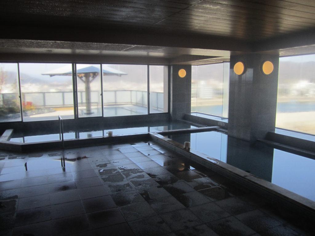 展望風呂「川の湯」