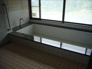 広い共同浴場