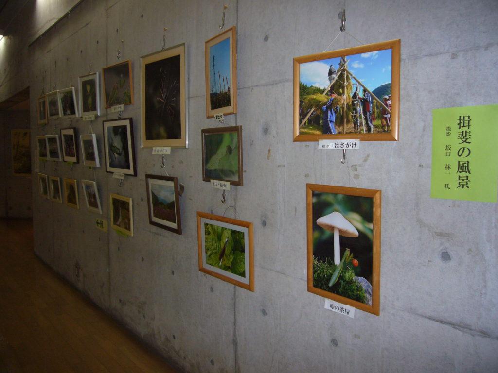 揖斐の風景のパネル写真